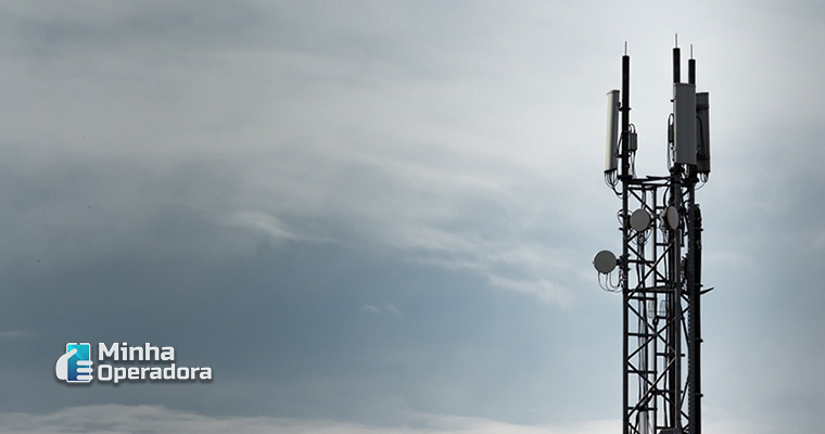 Torre de telefonia. Imagem: PxHere