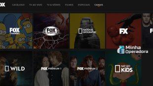UOL terá transmissão dos canais esportivos da FOX
