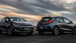 Chevrolet Cruze vem com 4G da Claro, mas testes não impressionam
