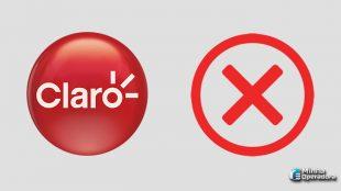 Usuários relatam instabilidade nos serviços móveis da Claro