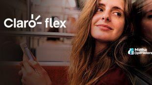 Claro Flex agora vende 10GB por menos de R$ 50
