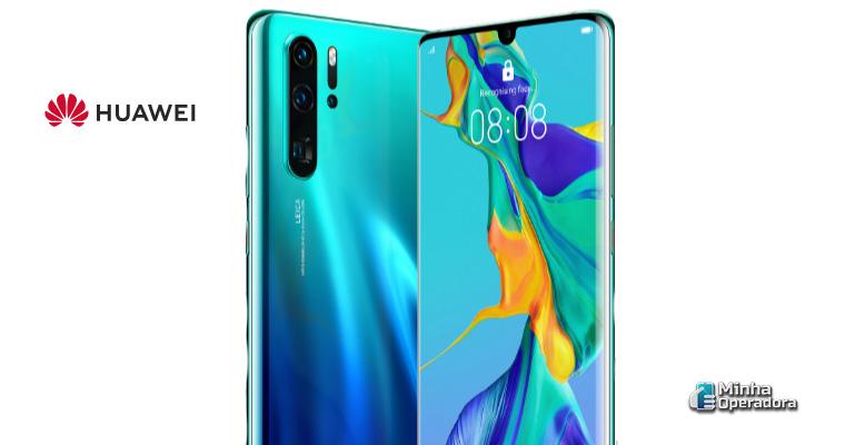 Huawei P30 Pro, smartphone da marca.