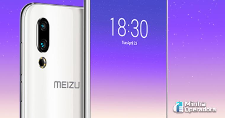Smartphones Meizu. Imagem: Divulgação Meizu