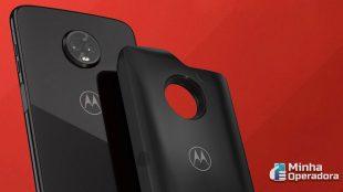 Smartphone da Motorola lançado há dois anos terá 5G