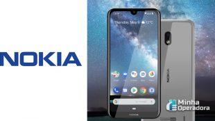 Nokia prepara smartphone 5G com preço acessível para 2020