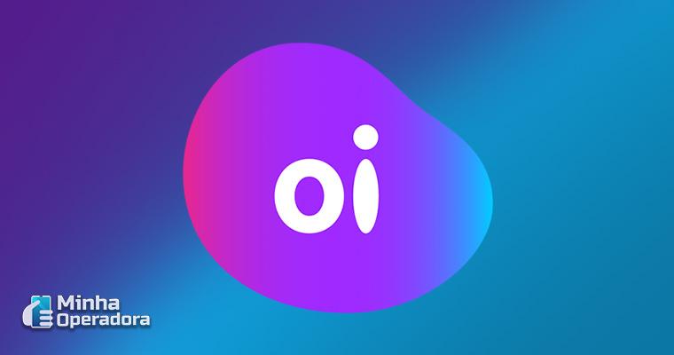 Imagem: Logotipo da Oi