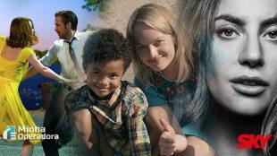 SKY Play libera sucessos nacionais e vencedores do Oscar em agosto
