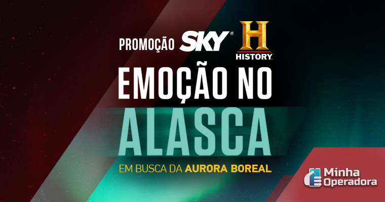 Imagem: Divulgação Promoção SKY
