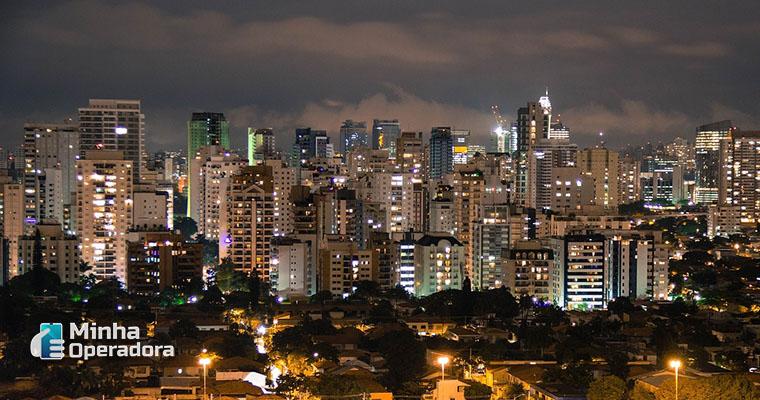 Cidade de São Paulo. Imagem: Pixabay