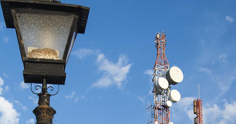 Antenas. Imagem: PxHere