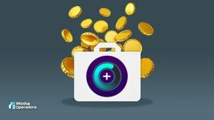 ganha mais - aplicativo que dá créditos de celular grátis