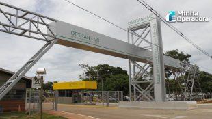 Detran-MS pretende suspender contrato com a Oi