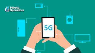 Dispositivos 5G ultrapassam a marca de 100