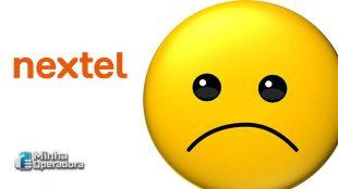 Nextel pode encerrar operações se não for vendida para a Claro