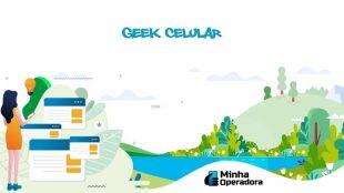 Site da Geek Celular já está disponível; e agora tem recarga online