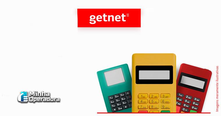 Homepage da GetNet
