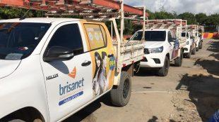 internet da Brisanet chega em João Pessoa, Paraíba