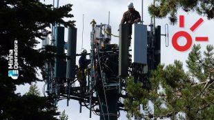 manutenção de rede da Claro no Rio de Janeiro, Piauí, Amazonas e Distrito Federal