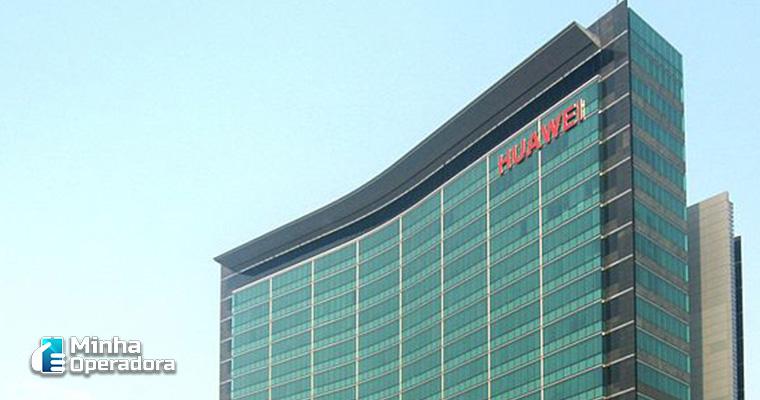 Prédio da Huawei