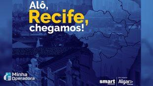 Algar Telecom anuncia sua chegada em Recife