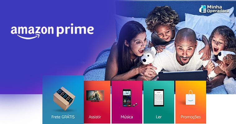 Divulgação Amazon Prime