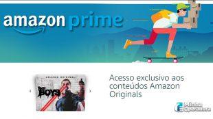 Amazon Prime no Brasil derruba ações da concorrência