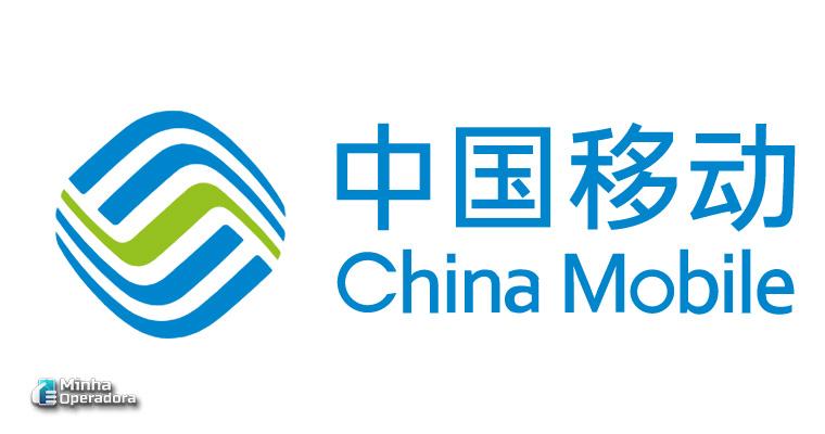 Logotipo da China Mobile