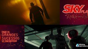 Comercial da SKY leva vilões históricos do cinema ao Rock in Rio