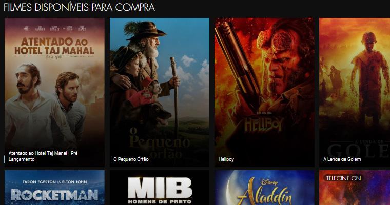 Filmes do NOW