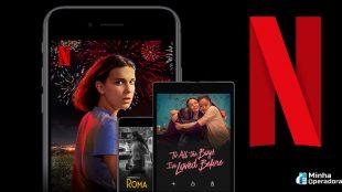 Série de sucesso reverteu queda da Netflix