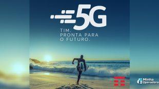 TIM vai apostar em banda larga fixa via 5G