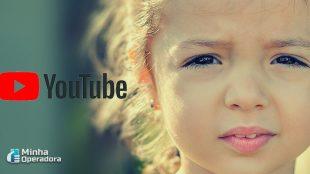 YouTube anuncia severa mudança para os canais infantis