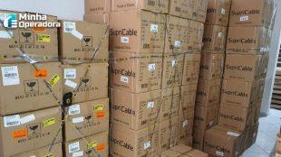 Anatel apreende 23 mil produtos de telecom piratas