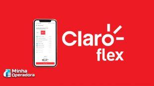Aplicativo Claro Flex é atualizado