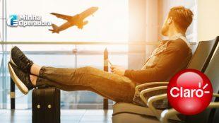 Claro oferece valores promocionais para viajantes