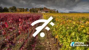 Domicílios rurais com Internet chegam a 44% no Brasil