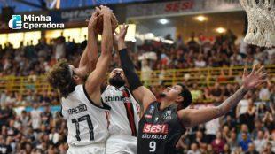 Liga de basquete transmitirá todos os jogos ao vivo na internet
