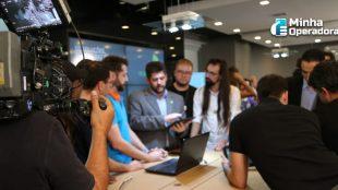 Oi participa do programa 'Planeta Startup' da Band