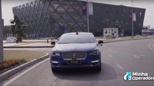 Rede 5G é utilizada para conduzir um automóvel na China