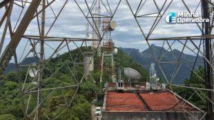 Torre Online é obrigada a retirar antenas do Parque da Tijuca