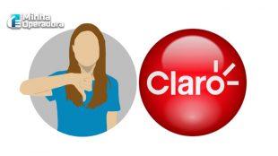 Usuários em diversas cidades relatam falha na rede da Claro