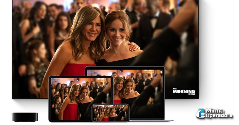 Divulgação do Apple TV+