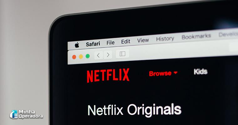 Netflix no Mac