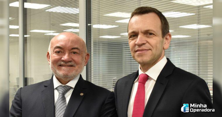 Rodrigo Abreu e Eurico Teles.