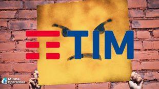 TIM reduz bônus de internet dos planos controle