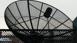 TV Globo encerra sinal nacional na parabólica