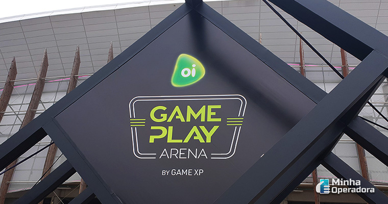Oi GamePlay Arena by Game XP