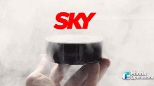 Amazon Alexa terá integração com a Sky