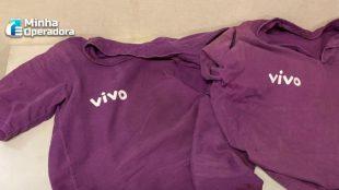 Quadrilha utilizava uniformes da Vivo para roubar cabos