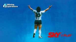 Sky Play disponibiliza documentário 'Diego Maradona'